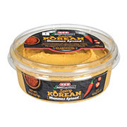 H-E-B Spicy Korean Hummus