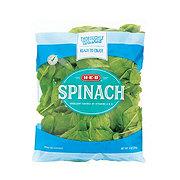 H-E-B Spinach