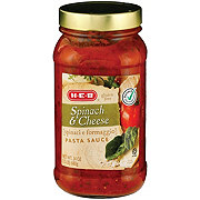 H-E-B Spinach & Cheese Pasta Sauce