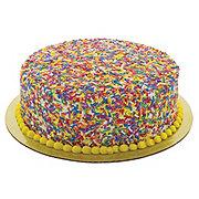 H-E-B Sprinkle Cake