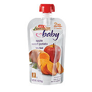H-E-B Stage 2 Baby Apple Sweet Potato
