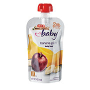 H-E-B Stage 2 Baby Banana Plum