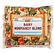 H-E-B Steamable Baby Broccoli Normandy Blend
