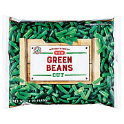 H-E-B Steamable Cut Green Beans
