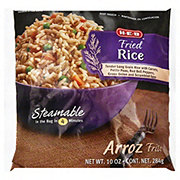 H-E-B Steamable Fried Rice