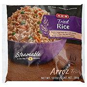 H-E-B Steamable Fried Rice