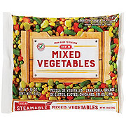 H-E-B Steamable Mixed Vegetables