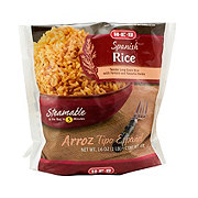H-E-B Steamable Spanish Rice