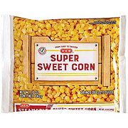 H-E-B Steamable Super Sweet Corn