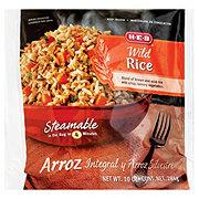 H-E-B Steamable Wild Rice