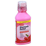 H-E-B Stomach Relief Regular Strength Cherry