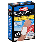 H-E-B Strong Strip Heavy Fabric Bandages