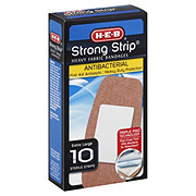 H-E-B Strong-Strips Extra Large Fabric Bandages