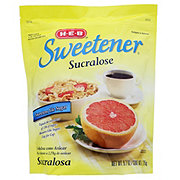 H-E-B Sucralose Sweetener Pouch