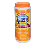 H-E-B Sugar Free Orange Flavor Natural Fiber Dietary Supplement