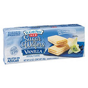 H-E-B Sugar Free Vanilla Wafers