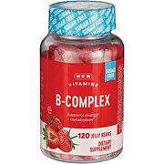 H-E-B Sugar Free Vitamin B Complex Jelly Beans