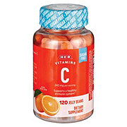 H-E-B Sugar Free Vitamin C Jelly Beans