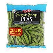 H-E-B Sugar Snap Peas
