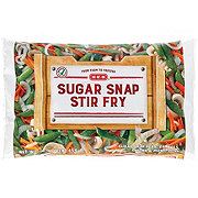 H-E-B Sugar Snap Stir Fry