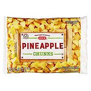H-E-B Super Sweet Pineapple Chunks (No Sugar Added)