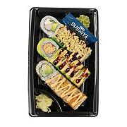 H-E-B Sushiya All Star Combo