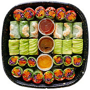 H-E-B Sushiya Appetizer Party Tray