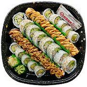 H-E-B Sushiya California Party Tray