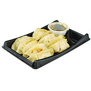 H-E-B Sushiya Cooked Chicken Pot Sticker