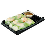 H-E-B Sushiya Cooked Shrimp Spring Roll