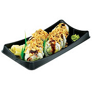H-E-B Sushiya Crunchy California Roll