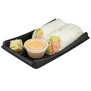 H-E-B Sushiya Crunchy California Sushi Burrito