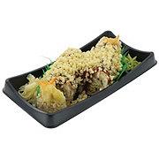 H-E-B Sushiya Crunchy Roll With Brown Rice