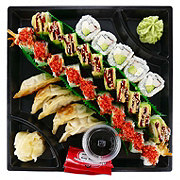 H-E-B Sushiya Fiesta Party Tray 1