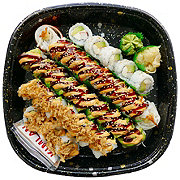 H-E-B Sushiya Fiesta Party Tray 3