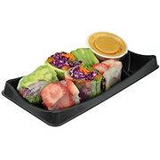 H-E-B Sushiya Rainbow Salad Roll