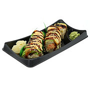 H-E-B Sushiya San Antonio Roll with Brown Rice