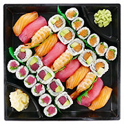H-E-B Sushiya Sea Haven Party Tray