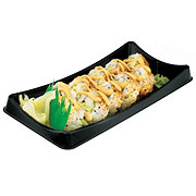 H-E-B Sushiya Small Spicy Inside Out California Roll