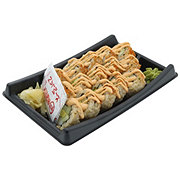 H-E-B Sushiya Spicy California Roll Value Pack Brown Rice