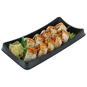 H-E-B Sushiya Spicy Salmon Roll