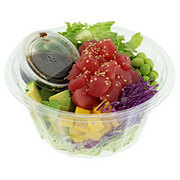 H-E-B Sushiya Tuna Poke Bowl with Original Sauce and Vegetable Noodles