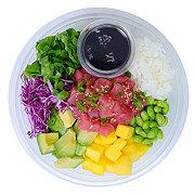 H-E-B Sushiya Tuna Poke Bowl with Original Sauce and White Rice