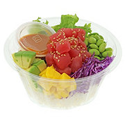 H-E-B Sushiya Tuna Poke Bowl with Spicy Sauce and White Rice