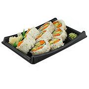 H-E-B Sushiya Vegetarian Roll