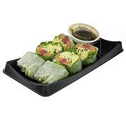 H-E-B Sushiya Ying Yang Salad Roll