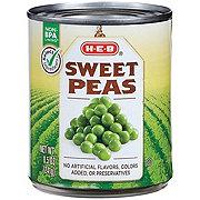 H-E-B Sweet Peas