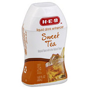 H-E-B Sweet Tea Liquid Beverage Enhancer