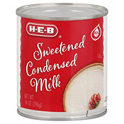 H-E-B Sweetened Condensed Milk