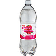 H-E-B Sweetened Cranberry Raspberry Sparkling Water Beverage